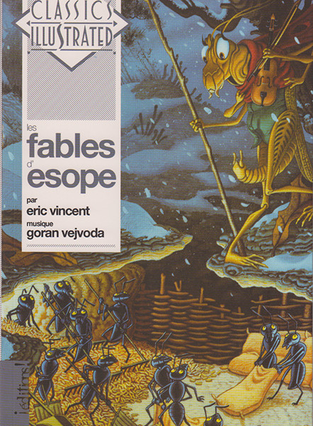 aesopsfablesfrench